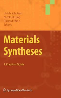 Materials Syntheses: A Practical Guide (Hardback)