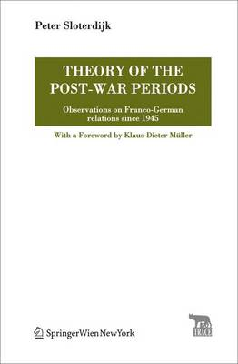 Theory of the Post-War Periods - Trace Transmission in Rhetorics, Arts and Cultural Evolution (Paperback)