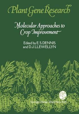 Molecular Approaches to Crop Improvement - Plant Gene Research (Hardback)