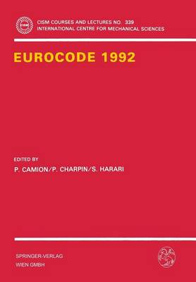 Eurocode '92: International Symposium on Coding Theory and Applications - CISM International Centre for Mechanical Sciences 339 (Paperback)