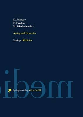 Ageing and Dementia - Journal of Neural Transmission. Supplementa 53 (Paperback)