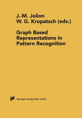 Graph Based Representations in Pattern Recognition - Computing Supplementa 12 (Paperback)