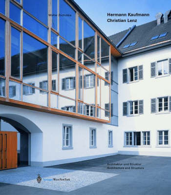 Christian Lenz: Architecture and Structure (Hardback)