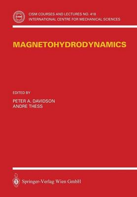 Magnetohydrodynamics - CISM International Centre for Mechanical Sciences 418 (Paperback)