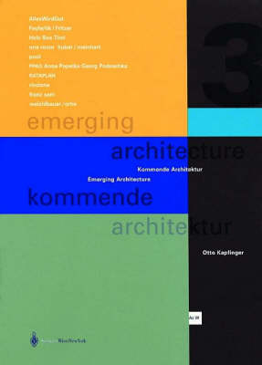 Beyond Architainment - Emerging Architecture v. 3 (Paperback)