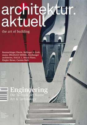Architektur.Aktuell 340: The Art Of Building - Zeitschrift Architektur.Aktuell 349 (Paperback)