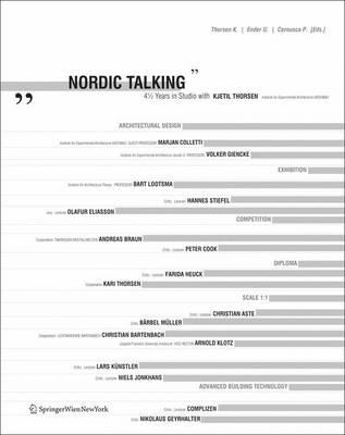 Nordic Talking (Paperback)