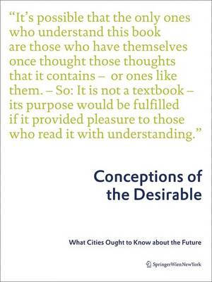 Conceptions of the Desirable (Paperback)