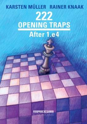 222 Opening Traps: After 1.E4 (Paperback)