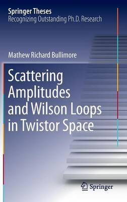 Scattering Amplitudes and Wilson Loops in Twistor Space - Springer Theses (Hardback)