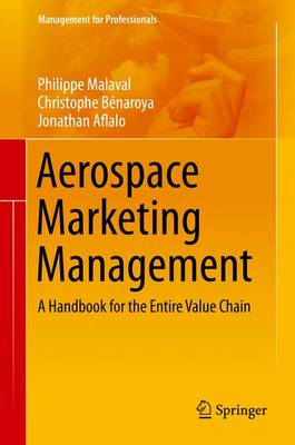 Aerospace Marketing Management: A Handbook for the Entire Value Chain - Management for Professionals (Hardback)
