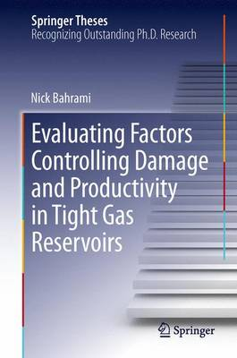 Evaluating Factors Controlling Damage and Productivity in Tight Gas Reservoirs - Springer Theses (Hardback)