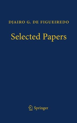 Djairo G. de Figueiredo - Selected Papers (Hardback)
