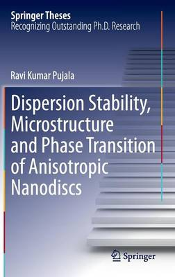 Dispersion Stability, Microstructure and Phase Transition of Anisotropic Nanodiscs - Springer Theses (Hardback)