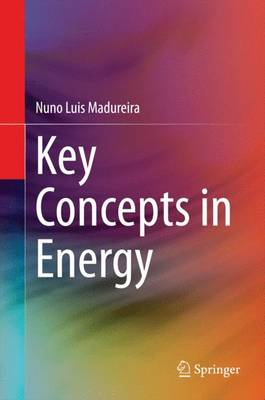 Key Concepts in Energy (Hardback)