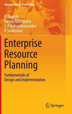 Enterprise Resource Planning: Fundamentals of Design and Implementation - Management for Professionals (Hardback)