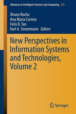 New Perspectives in Information Systems and Technologies, Volume 2 - Advances in Intelligent Systems and Computing 276 (Paperback)