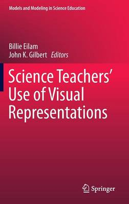 Science Teachers' Use of Visual Representations - Models and Modeling in Science Education 8 (Hardback)