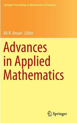 Advances in Applied Mathematics - Springer Proceedings in Mathematics & Statistics 87 (Hardback)