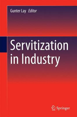Servitization in Industry (Hardback)