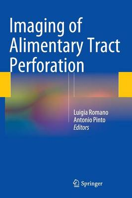 Imaging of Alimentary Tract Perforation (Hardback)