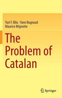 The Problem of Catalan (Hardback)
