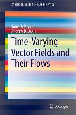 Time-Varying Vector Fields and Their Flows - SpringerBriefs in Mathematics (Paperback)