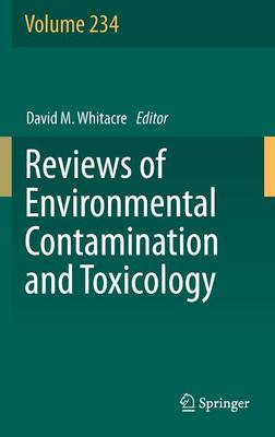 Reviews of Environmental Contamination and Toxicology - Reviews of Environmental Contamination and Toxicology 229 (Hardback)