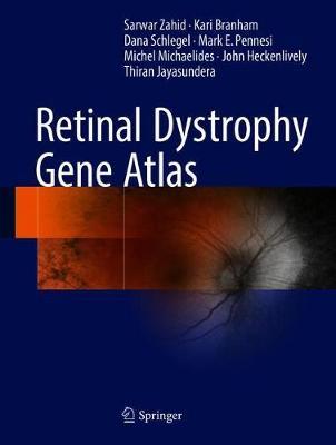 Retinal Dystrophy Gene Atlas (Hardback)