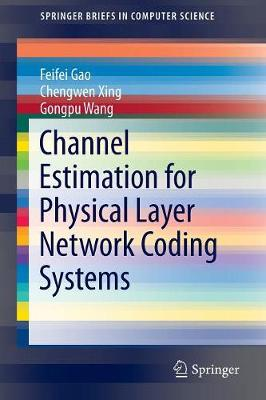Channel Estimation for Physical Layer Network Coding Systems - SpringerBriefs in Computer Science (Paperback)