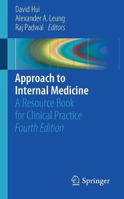 Approach to Internal Medicine: A Resource Book for Clinical Practice (Paperback)