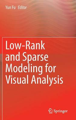 Low-Rank and Sparse Modeling for Visual Analysis (Hardback)