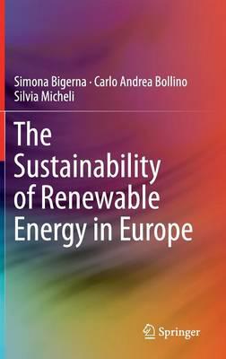 The Sustainability of Renewable Energy in Europe (Hardback)