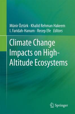 Climate Change Impacts on High-Altitude Ecosystems (Hardback)
