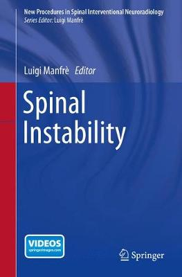 Spinal Instability - New Procedures in Spinal Interventional Neuroradiology