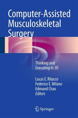 Computer-Assisted Musculoskeletal Surgery: Thinking and Executing in 3D (Hardback)