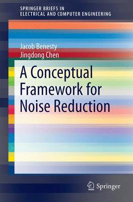 A Conceptual Framework for Noise Reduction - SpringerBriefs in Electrical and Computer Engineering (Paperback)