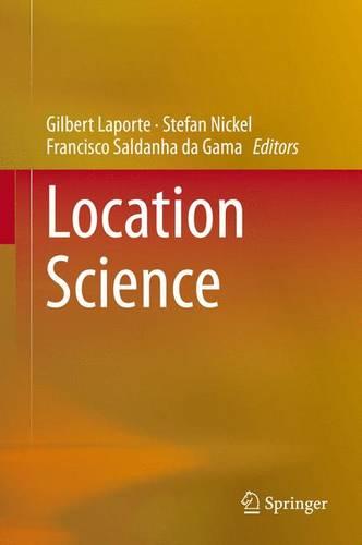 Location Science (Hardback)