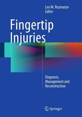 Fingertip Injuries: Diagnosis, Management and Reconstruction (Hardback)