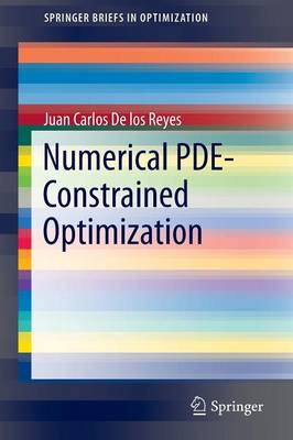 Numerical PDE-Constrained Optimization - SpringerBriefs in Optimization (Paperback)