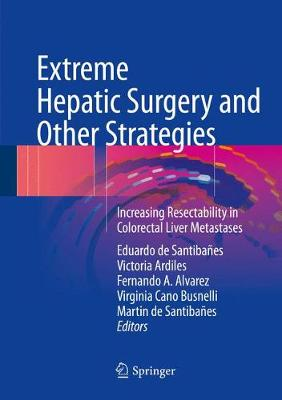 Extreme Hepatic Surgery and Other Strategies: Increasing Resectability in Colorectal Liver Metastases (Hardback)