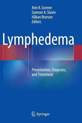 Lymphedema: Presentation, Diagnosis, and Treatment (Hardback)