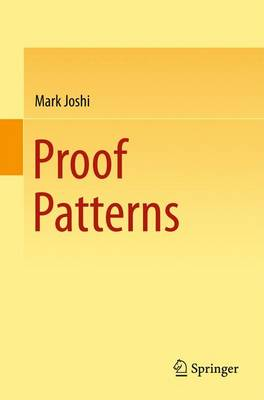 Proof Patterns (Paperback)
