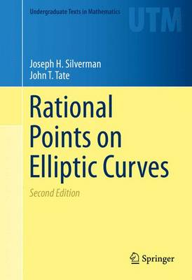 Rational Points on Elliptic Curves - Undergraduate Texts in Mathematics (Hardback)