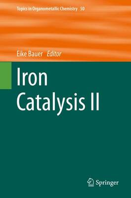 Iron Catalysis II - Topics in Organometallic Chemistry 50 (Hardback)