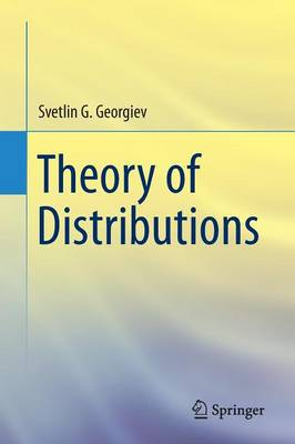 Theory of Distributions (Paperback)