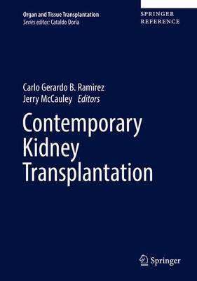 Contemporary Kidney Transplantation - Contemporary Kidney Transplantation