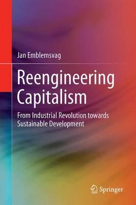 Reengineering Capitalism: From Industrial Revolution towards Sustainable Development (Hardback)
