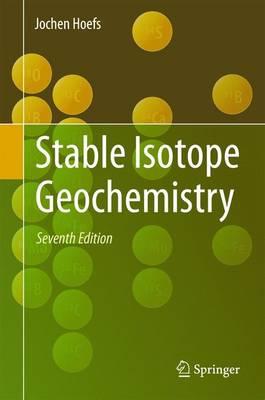 Stable Isotope Geochemistry (Hardback)