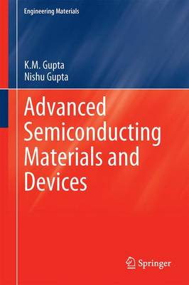 Advanced Semiconducting Materials and Devices - Engineering Materials (Hardback)